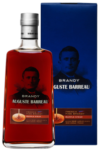 Auguste Barreau Brandy Mapple Syrup 0,7