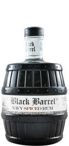 AH Riise Black Barrel Navy Spiced 0,7