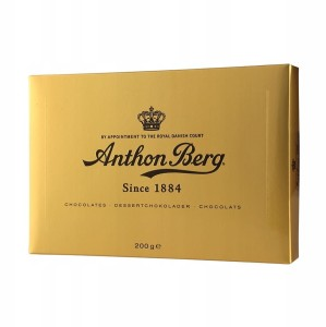 Anthon Berg Luxury Gold 200g