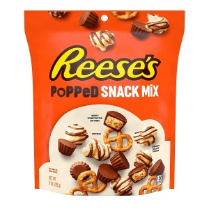 REESES POPPED SNACK MIX 226G