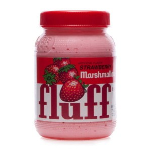 PIANKI FLUFF MARSHMALLOW STRAWBERRY 213G